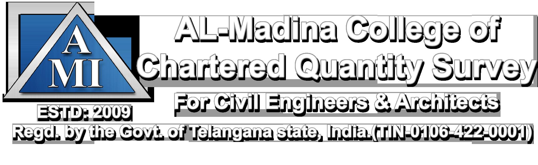 Al-Madina Institute of Quantity Survey